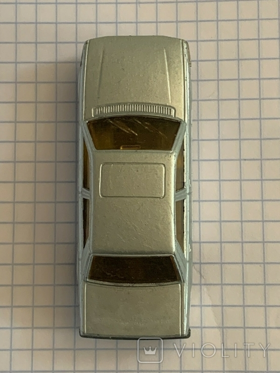Винтажная модель Peugeot 505.SR, фото №4