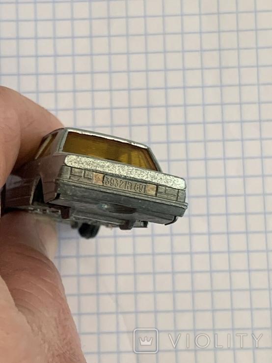 Винтажная модель Peugeot 505.SR, фото №8