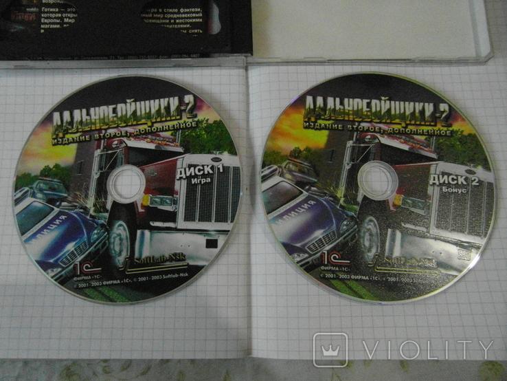 Диск-игра для компютера.№25.цена за 2 шт., фото №5