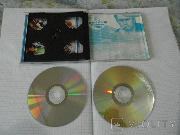Диск-игра для компютера.№26.цена за 2 шт., фото №6