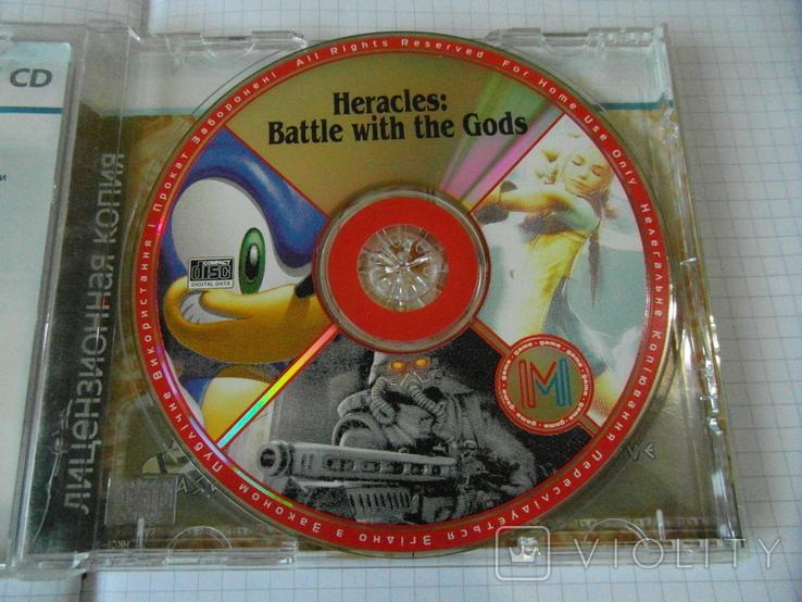 Диск-игра для компютера.№28, фото №5