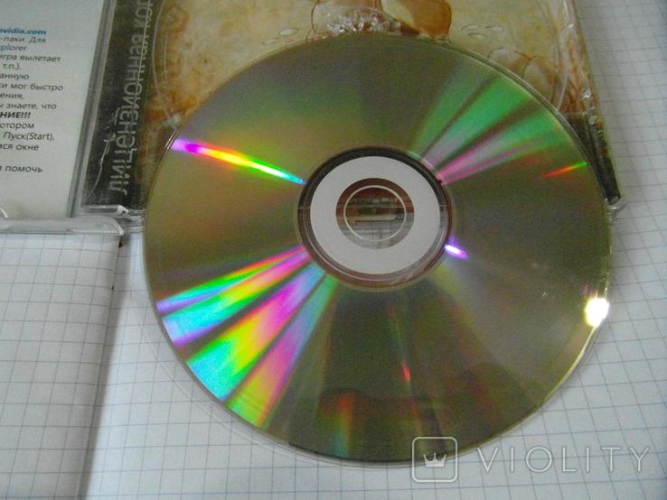 Диск-игра для компютера.№28, фото №6
