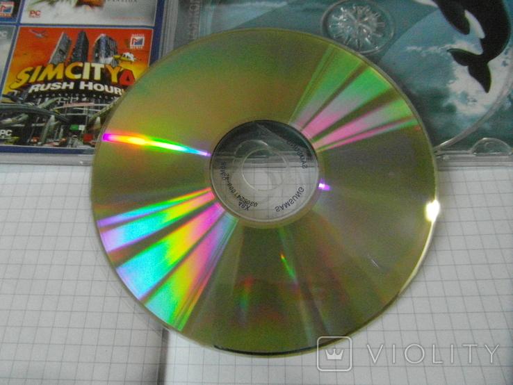 Диск-игра для компютера.№29, фото №6