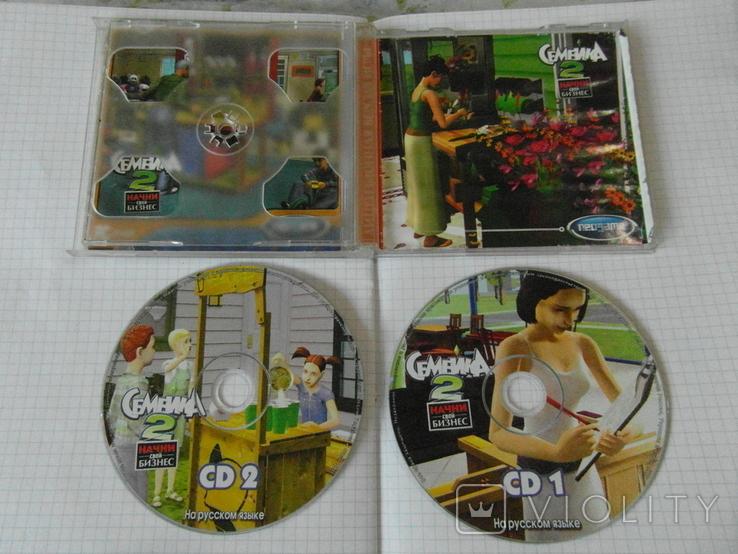 Диск-игра для компютера.№30.цена за 2 шт., фото №4