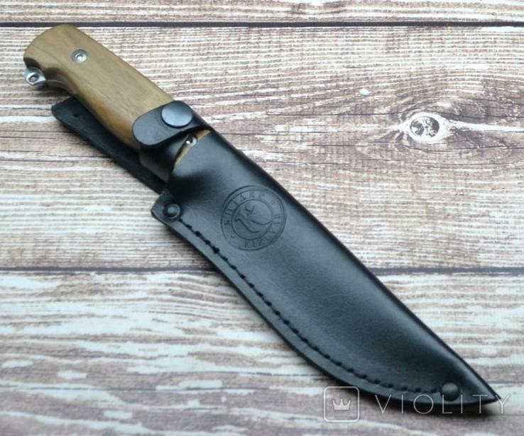 Нож Печенег Кизляр, фото №7
