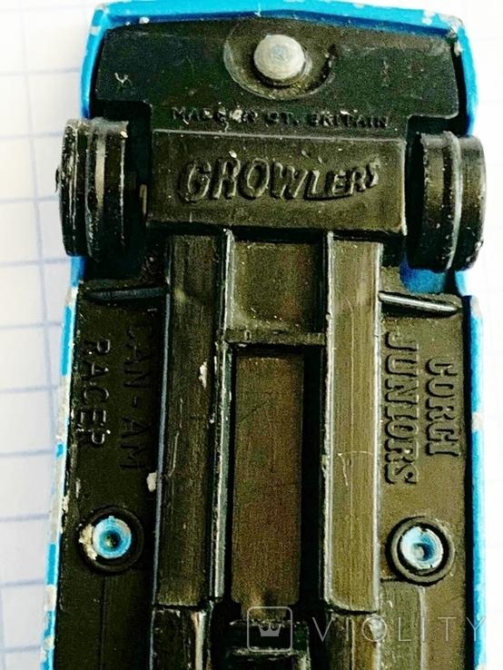 Винтажная модель Corgi Juniors Growlers Can-Am Racer, фото №4