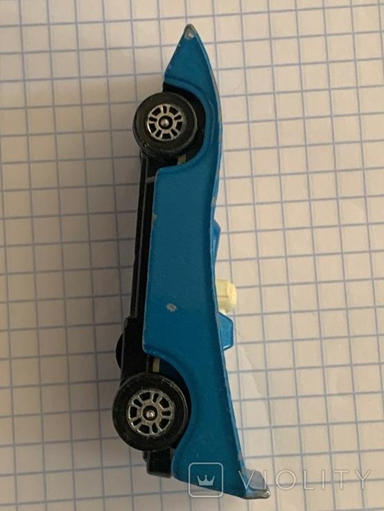 Винтажная модель Corgi Juniors Growlers Can-Am Racer, фото №5