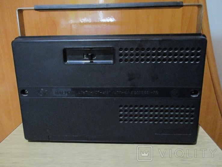Радиоприёмник Альпинист 418 ссср, фото №3