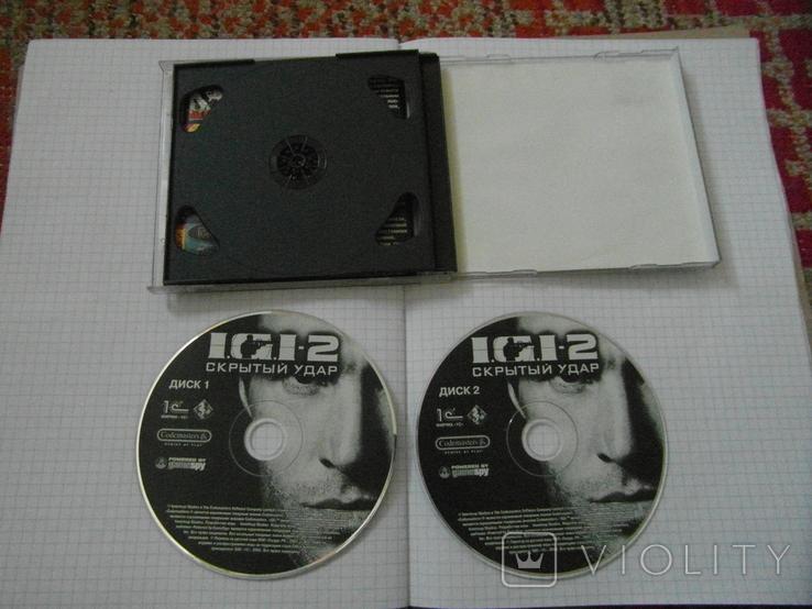 Диск-игра для компютера.№33.цена за 2 шт., фото №6