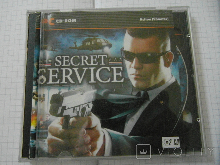 Диск-игра для компютера.№34.цена за 2 шт., фото №2