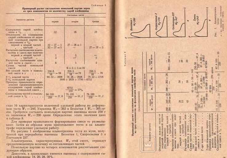 Технология производства муки. Авт.Л.Айзикович Б.Хорцев. 1968 г., фото №9