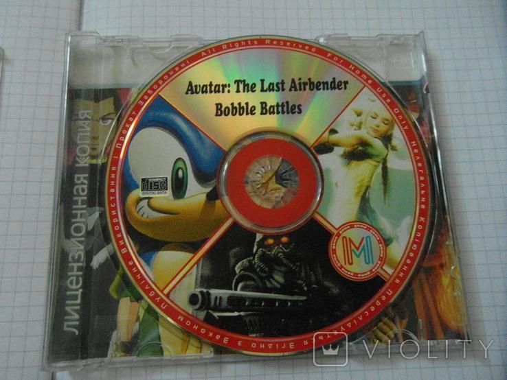 Диск-игра для компютера.№36, фото №5