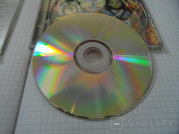 Диск-игра для компютера.№36, фото №6