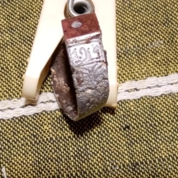 Перстень, патріотика 1913-1914 (окопна творчість), фото №5