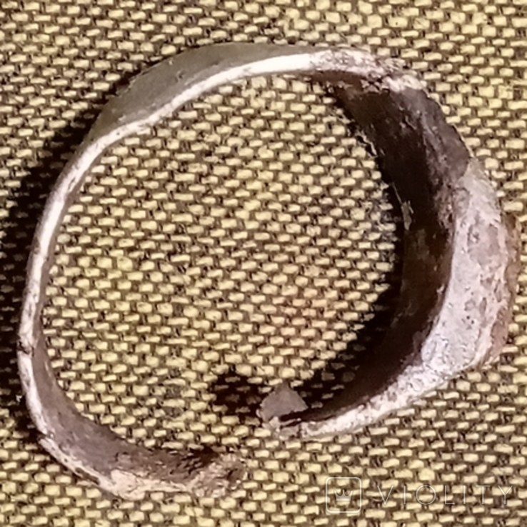 Перстень, патріотика 1913-1914 (окопна творчість), фото №7