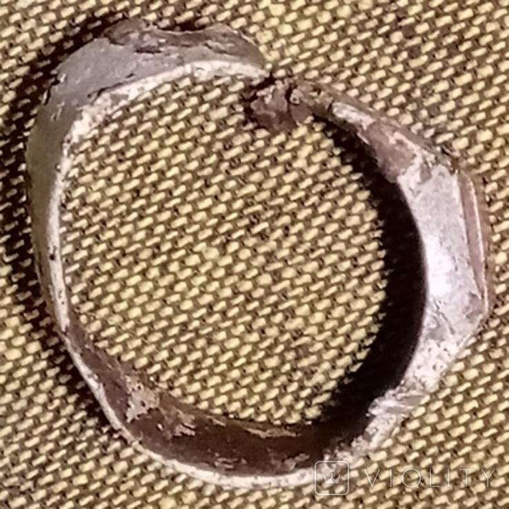 Перстень, патріотика 1913-1914 (окопна творчість), фото №8