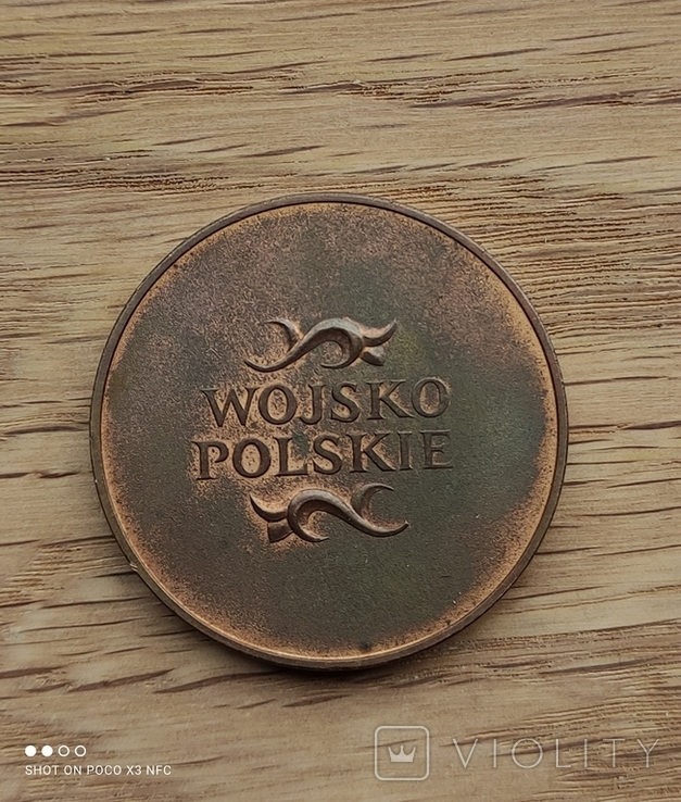 Медаль за заслуги.без ушка, наверное настольная., фото №3