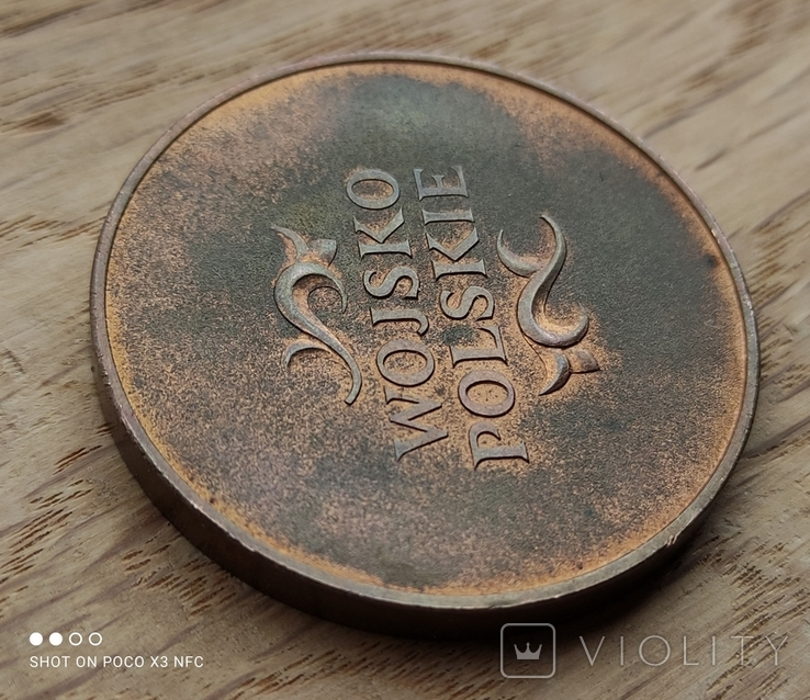 Медаль за заслуги.без ушка, наверное настольная., фото №4