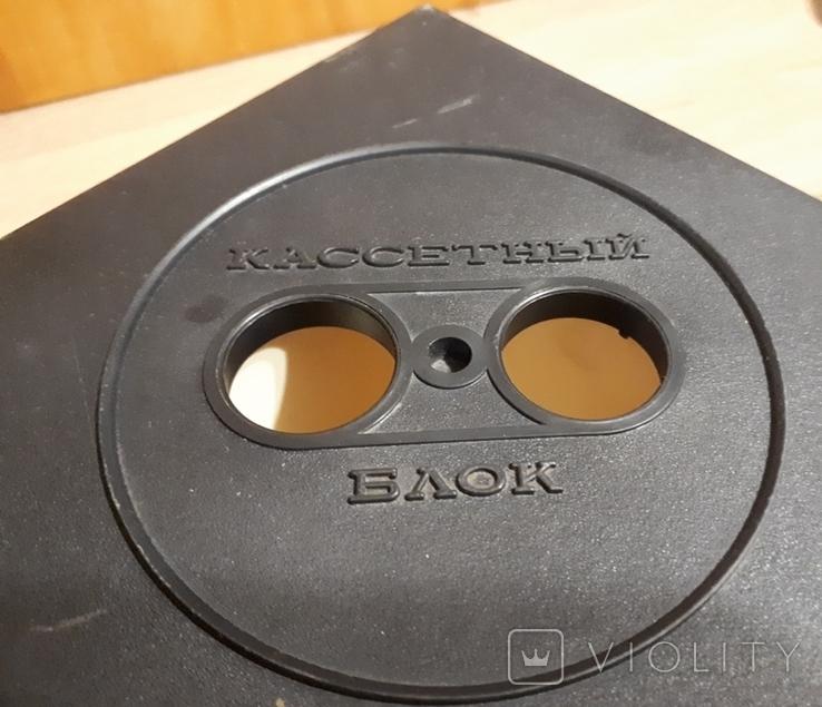 Органайзер для аудиокассет (СССР), фото №4