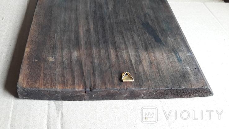 Икона Иисус Христос. ( дерево), фото №6