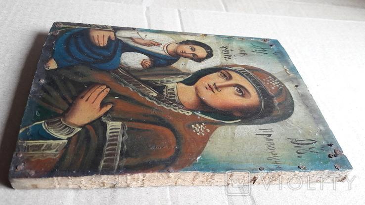 Икона Божьей Матери с Иисусом.( праворучная).2, фото №10