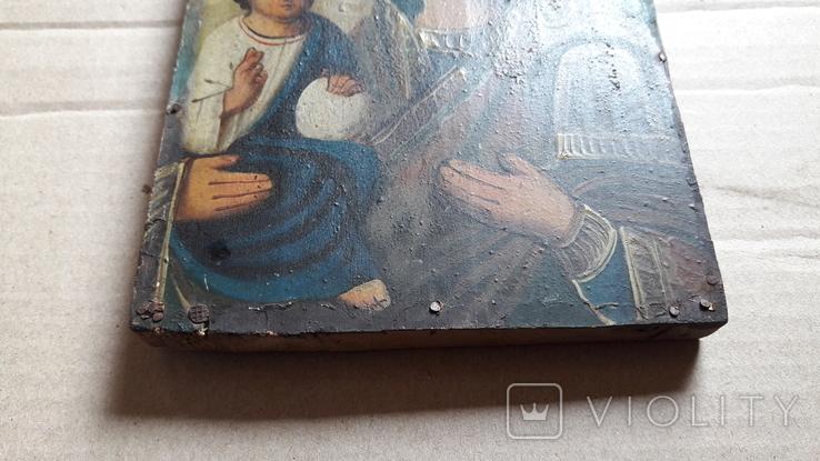 Икона Божьей Матери с Иисусом.( праворучная).2, фото №11