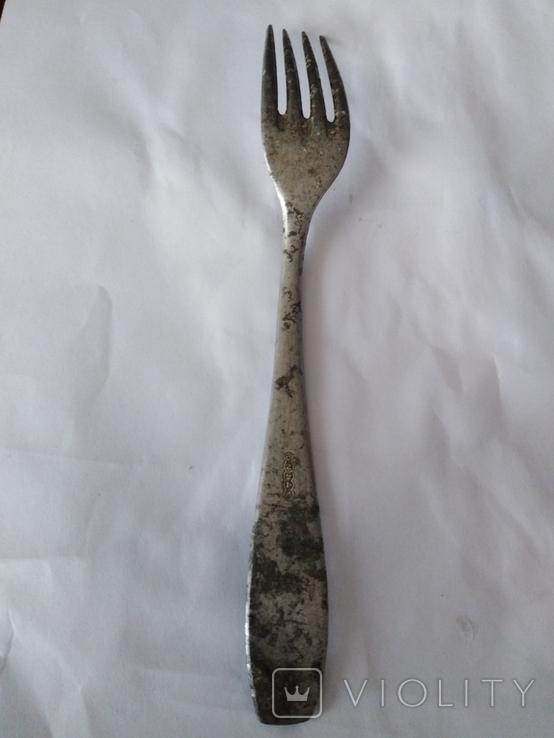 Німецька вилка UNIAL, фото №2