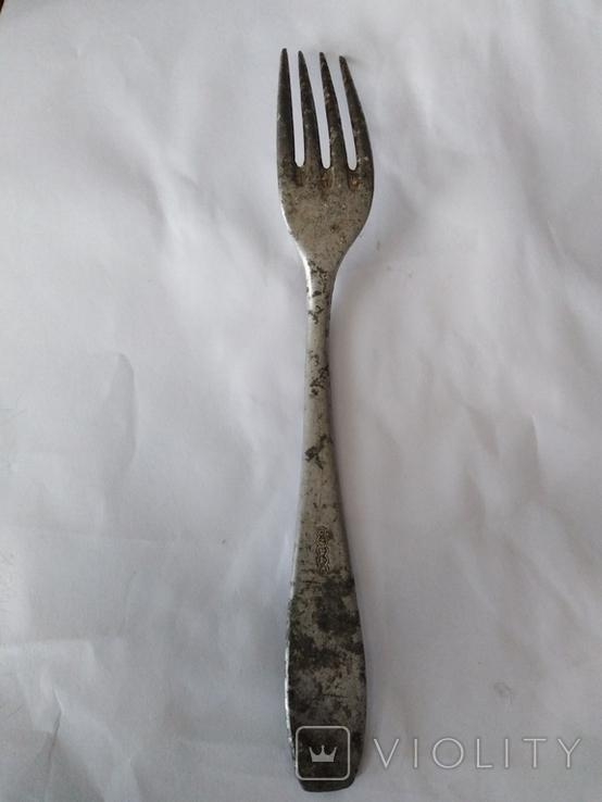 Німецька вилка UNIAL, фото №4