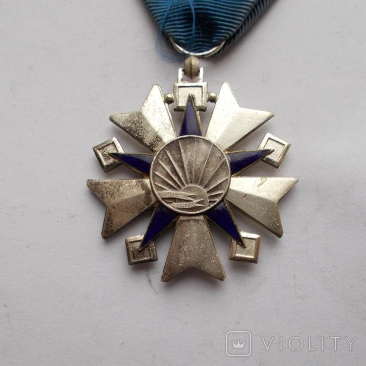 Франция. Орден здравоохранения 1938-1963 г.г. 3 класс., фото №5