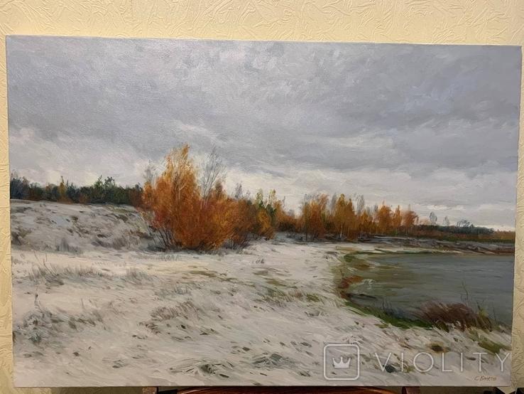 """""""Рання зима"""" С.Берестов, фото №2"""