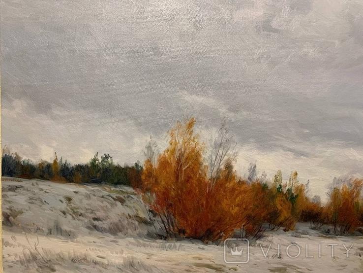 """""""Рання зима"""" С.Берестов, фото №3"""