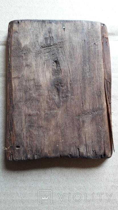 Икона Божьей Матери с Иисусом.( дерево) 4., фото №7