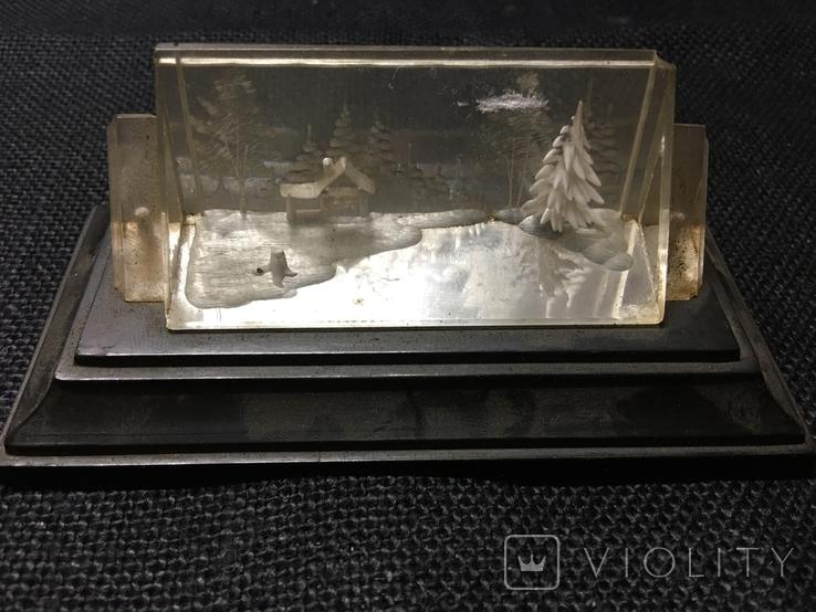 Сувенир из оргстекла ссср, фото №3