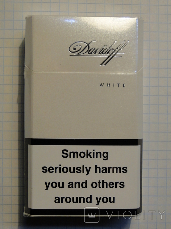 davidoff white сигареты купить