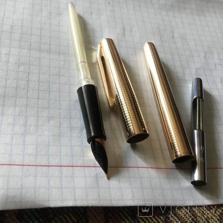 Ручка чернильная,Китай,Wing Sung., фото №8
