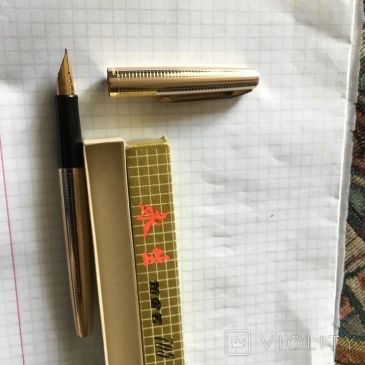Ручка чернильная,Китай,Wing Sung., фото №10