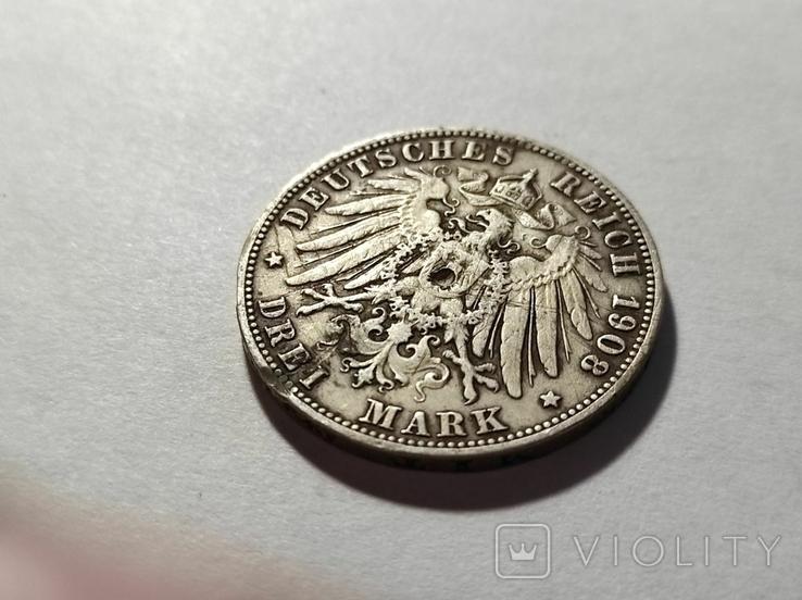 3 марки 1908, фото №6