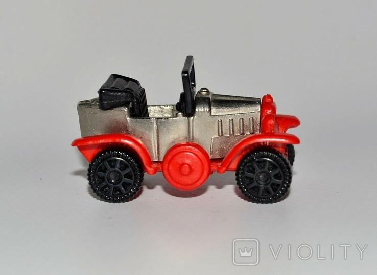 Киндер Сюрприз - Ретро Автомобиль K98 n.91., фото №3