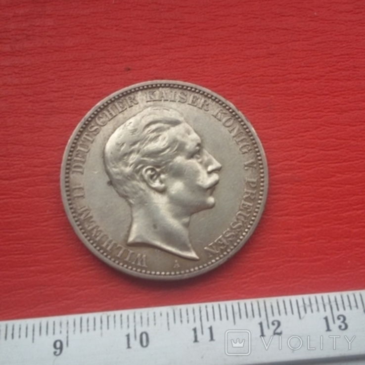 3 марки 1911 г, фото №6