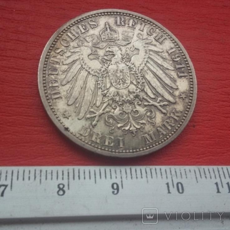 3 марки 1911 г, фото №11