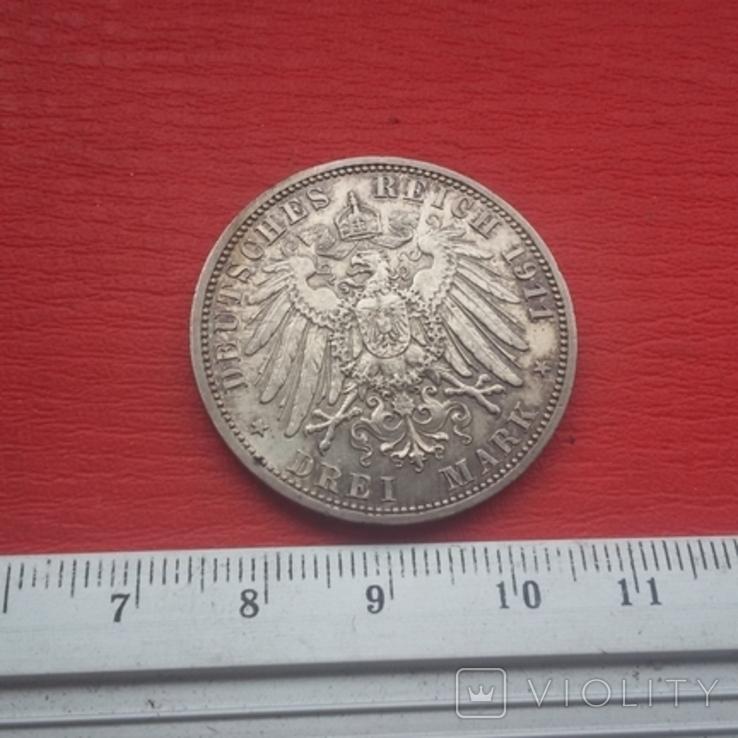 3 марки 1911 г, фото №12