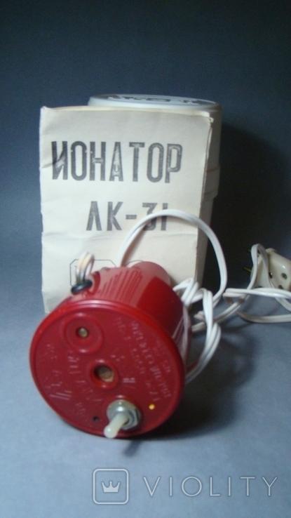 Ионатор воды ЛК-31, фото №3