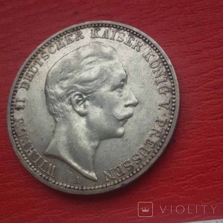 3 марки 1910, фото №3