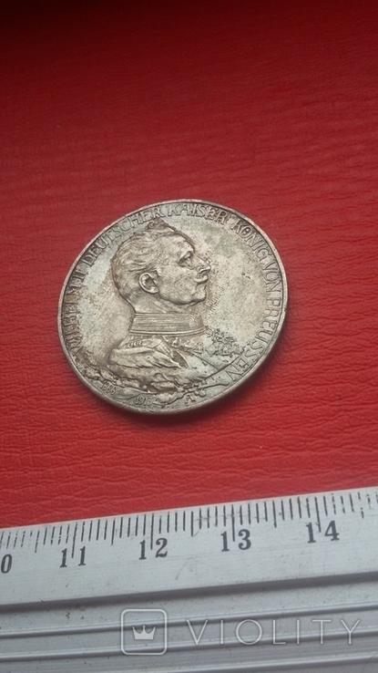3 марки 1913 г, фото №5