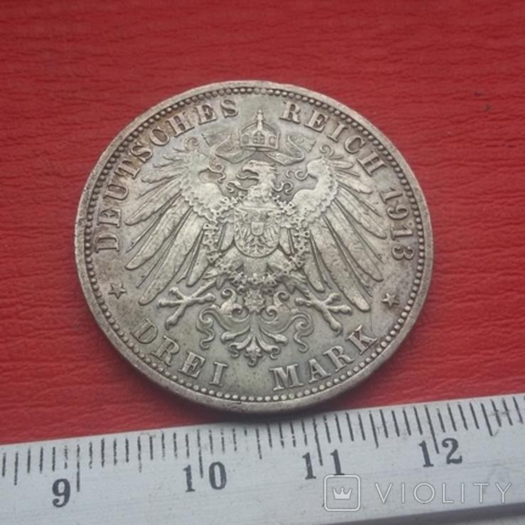 3 марки 1913 г, фото №10
