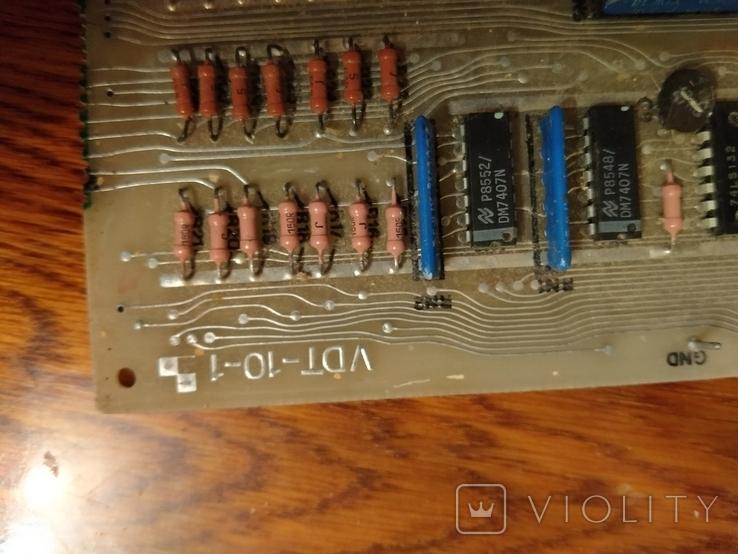 Плата VDT-10-1, фото №9
