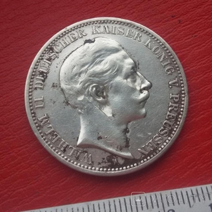 3 марки 1908 г, фото №3