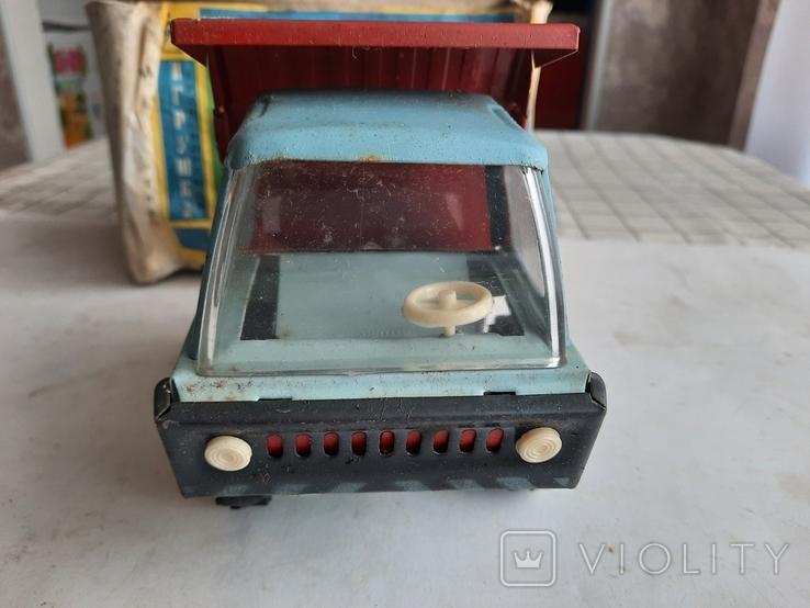Машинка Грузовик ссср, фото №7