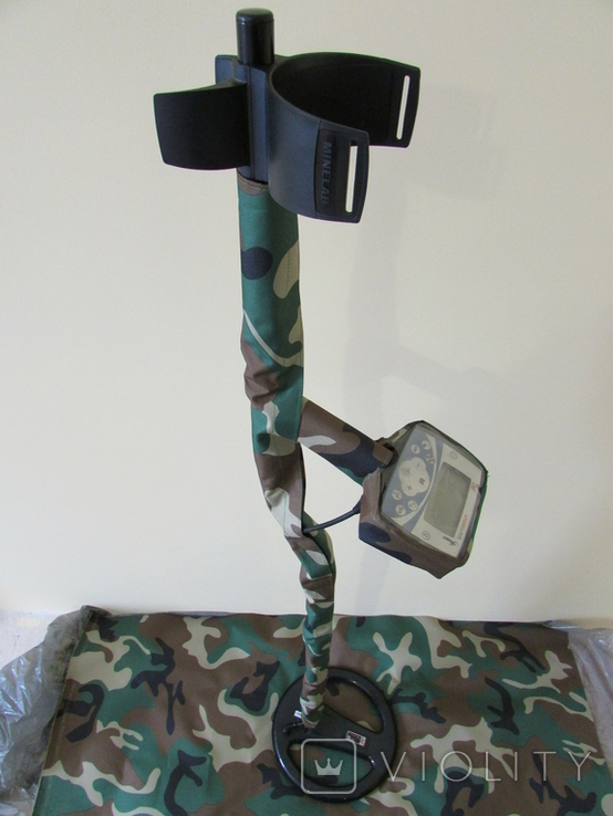 Чохол на блок, штангу та рукоятку Minelab X-Terra 305-505-705, фото №2