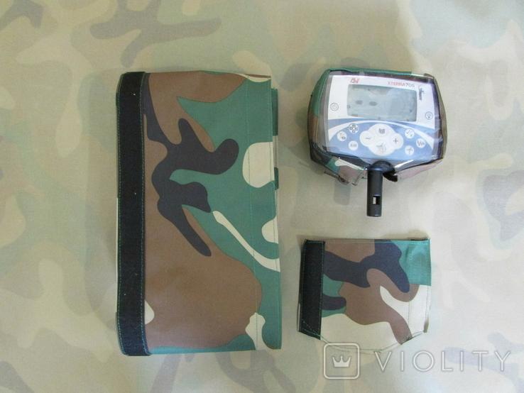 Чохол на блок, штангу та рукоятку Minelab X-Terra 305-505-705, фото №3